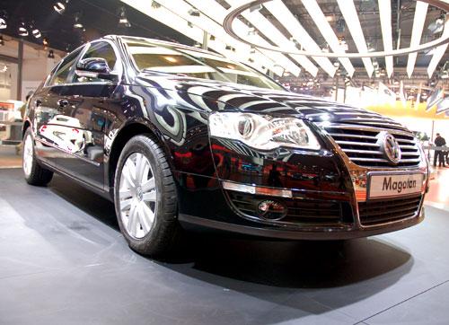 8tfsi发动机,就是即将上市的上海大众斯柯达明锐所搭载的动力系统.