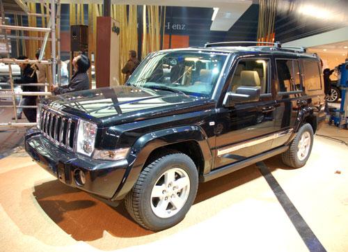 jeep commander( 吉普指挥官 )